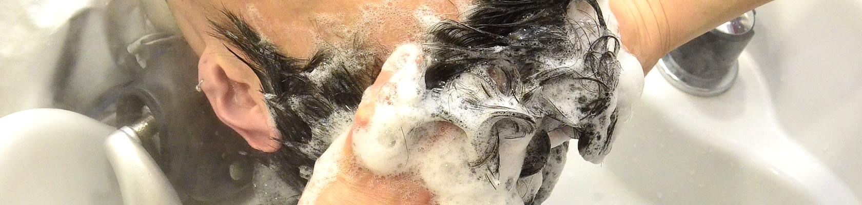 Shampoo – シャンプーへのこだわり