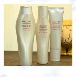 SHISEIDO THE HAIR CARE ADENOVITAL SHAMPOO