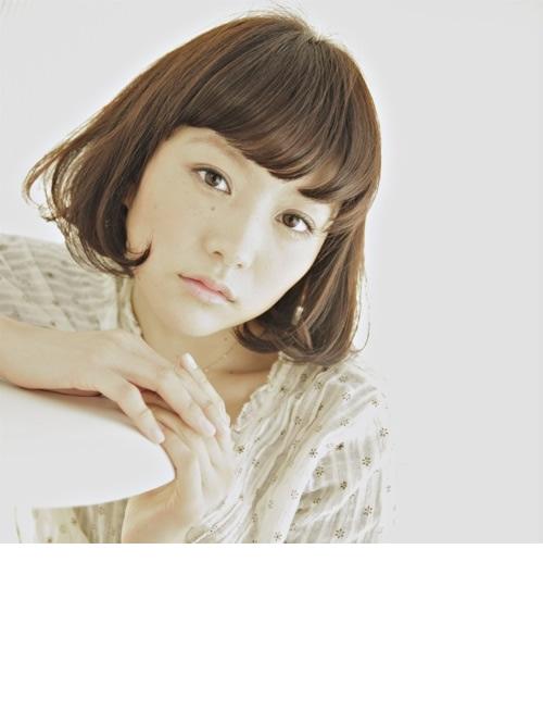 メインのヘアスタイル写真
